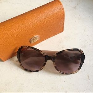 Tory Burch TY 7077 - Butterfly Sunglasses